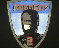 1990 Robocop 2 science fiction action movie