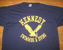 1980's Kennedy Swimming and Diving , XL-XXL
