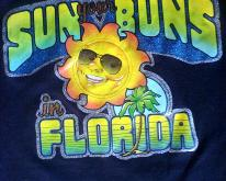 Sun your Buns in Florida .