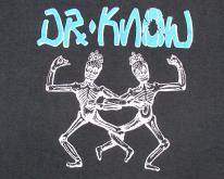Dr. Know 1987 The Island Earth  Thrash Punk
