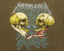 Metallica 1991 Black Tour  Sad But True Olive