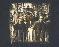 Metallica 1996 Load Tour  NY City Streets XL