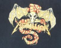 Metallica 90's Pushead Roam  1991 Concert