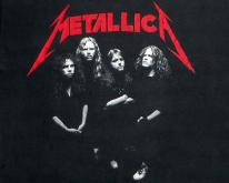 Metallica 1988 Justice For All Tour  Group
