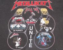 Metallica 1987 Garage Days  Metallikatz L