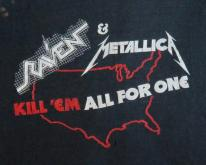 Raven & Metallica 1983 Black Tour  Dates