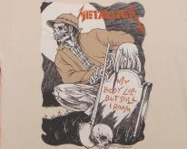 Metallica 90's Gravekeeper Tour  Roam Pushead