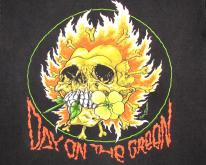 Metallica 1991 Day On Green Tour  Pushead XL