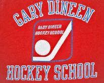 GARY DINEEN hockey school jersey champion