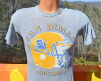SAN DIMAS high school football  bill & teds