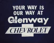 glenway CHEVROLET chevy cars racing  70s