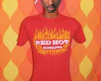 RED HOT schnapps liquor party drink