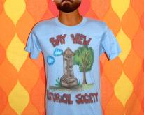 BAY VIEW airbrush wtf monument  obelisk 70s