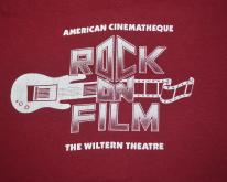 ROCK on FILM wiltern los angeles  80s concert