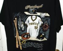 1992 Near Mint Pittsburgh Pirates Locker Room