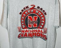 1995 Salem Nebraska Cornhuskers National Champs