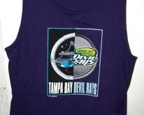 90s Logo 7 Tampa Bay Devil Rays Tank Top