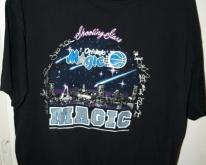 80s Orlando Magic Shooting Stars 1st Season