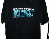90s Star Trek First Contact Promo