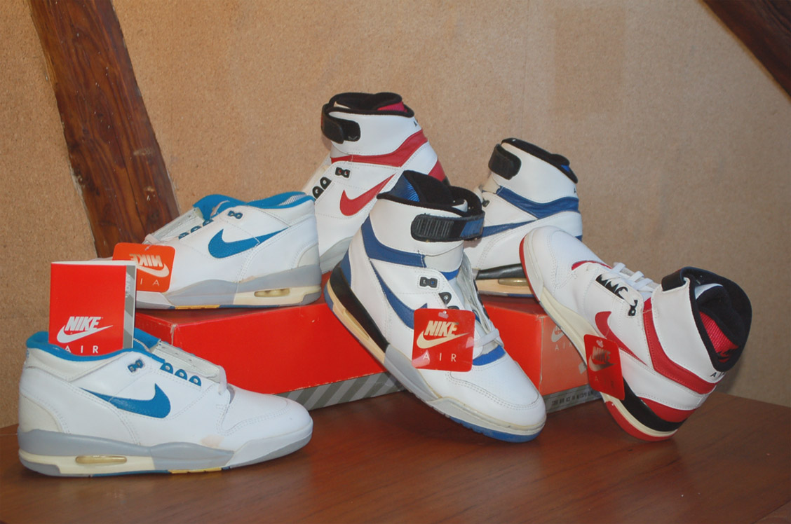 Vintage Nike from 1987 Sneakers Shoes 23086fcfceaa