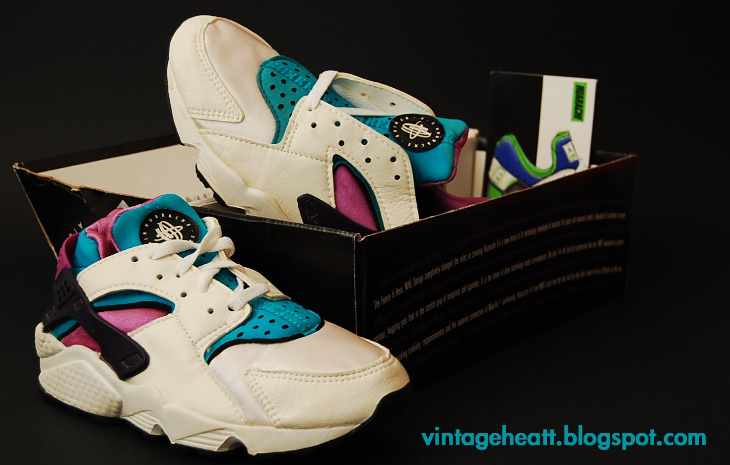 finest selection 9d3b2 a33d6 Nike Air Huarache (1992)