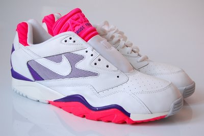Vintage Air Cross Trainer Low IV (1991) Sneakers Shoes
