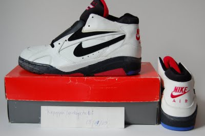 new arrival 7ce3a b7b82 1992 Nike Air Flight Lite Mid