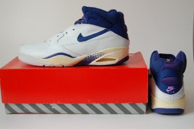 huge selection of 362e3 a8fb3 Nike Air Ballistic force US 11 (1992) DS with original box
