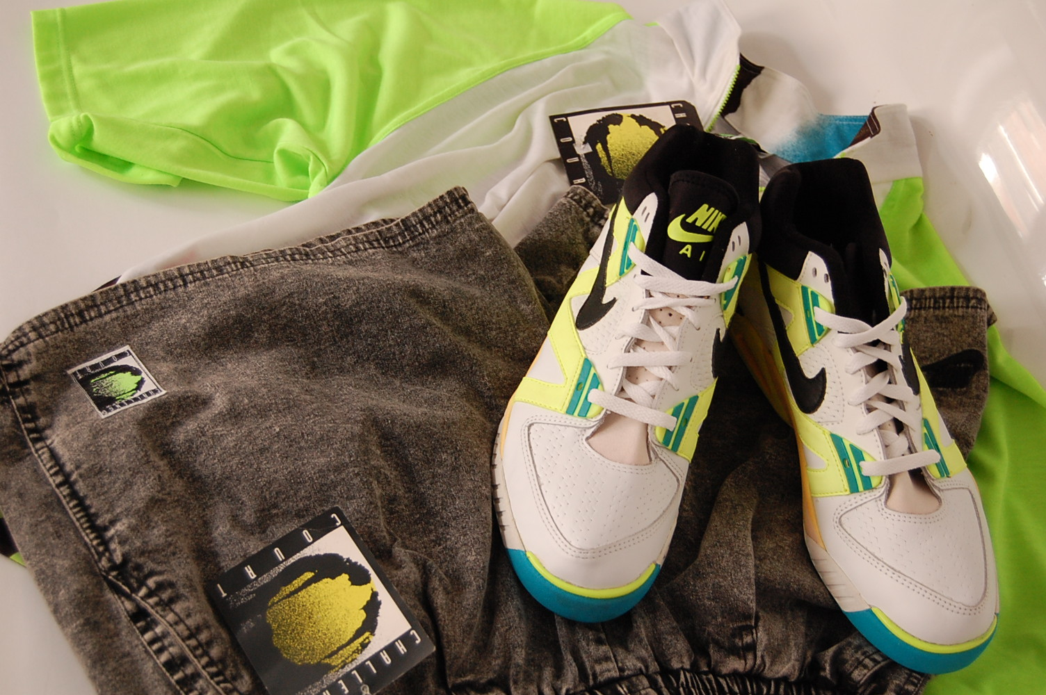 andre agassi tennis gear