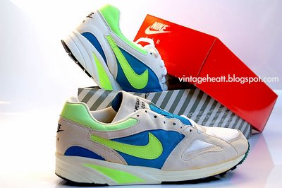 1f2b4860584 Some of my vintage Nike running shoes…