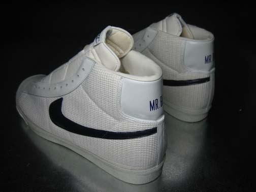 And from vintage sole another pair of Vintage Nike Blazers….455 USD