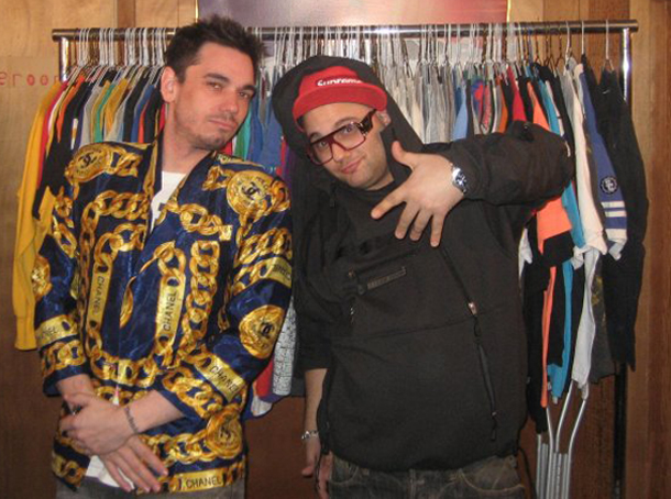 dj am and corey shapiro