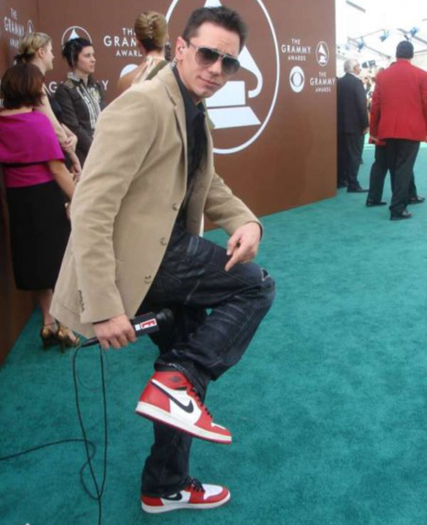 dj am red carpet grammys