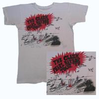 vintage the clash t-shirt