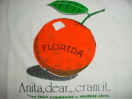 Vintage anti-Anita T-Shirt