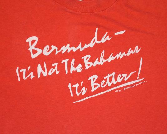 Vintage Bermuda T-Shirt