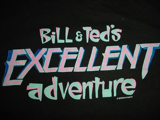 Vintage Bill & Ted's T-Shirt