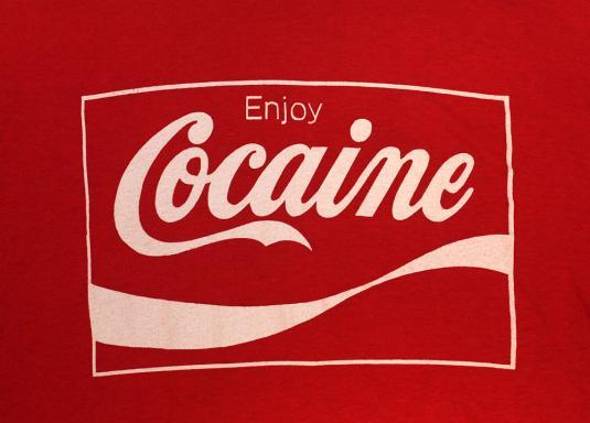 Vintage Enjoy Coke T-Shirt