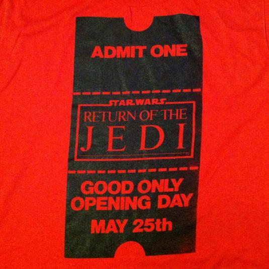 Vintage Return of the Jedi T-Shirt