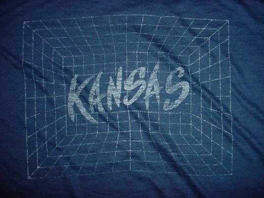Vintage Kansas Tourist T-Shirt