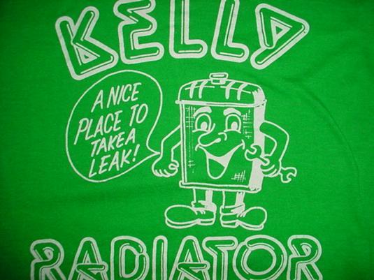 Kelly Radiator