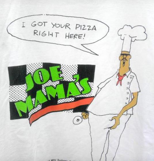 Joe Mama's Pizza