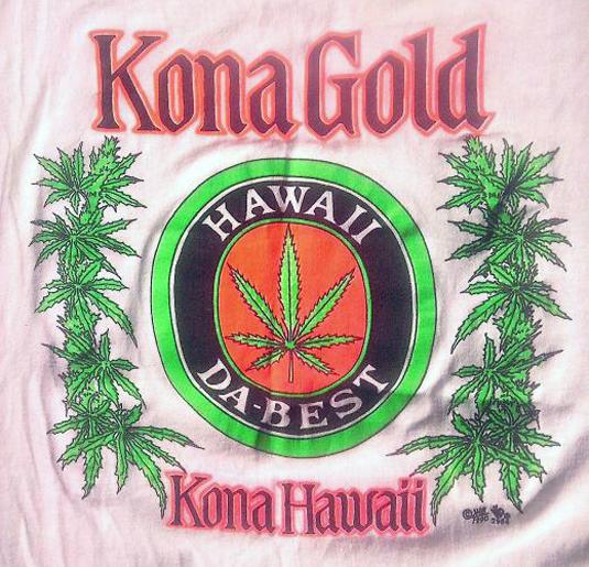 Vintage Kona Gold T-Shirt