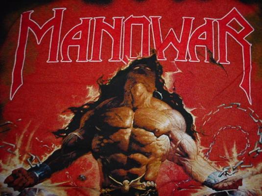 Manowarrior