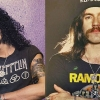 10 Rockers in Other Band's T-Shirts
