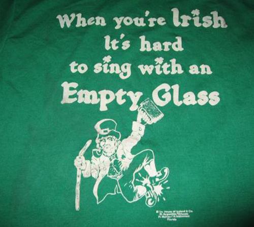 Vintage hard to Sing t-shirt
