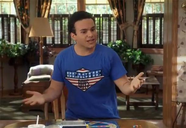 Vintage Beastie Boys T-Shirt on Barry