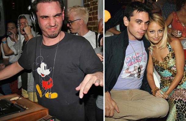 DJ Am Mickey Mouse Star Wars