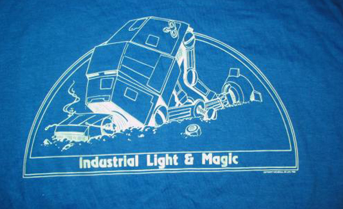 ILM AT AT T-Shirt