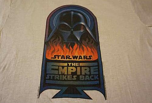 Vintage Empire Strikes Back Darth T-Shirt